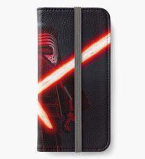 Kylo Ren iPhone Wallet/Case/Skin