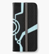 Tron Inspired Design iPhone Wallet/Case/Skin