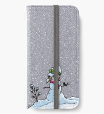I HATE SNOW iPhone Wallet/Case/Skin
