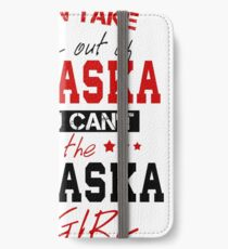 You Can Take The Girl Out Of Nebraska! iPhone Wallet/Case/Skin
