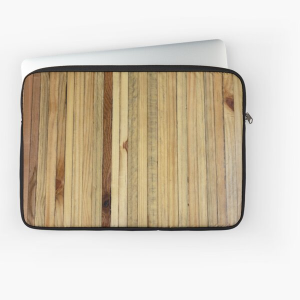 Reclaimed Butcherblock Laptop Sleeve