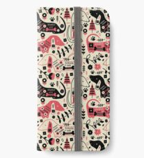 Dog Folk  iPhone Wallet/Case/Skin