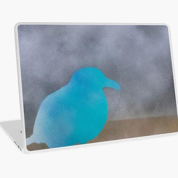 Chill like a seagull Laptop Skin