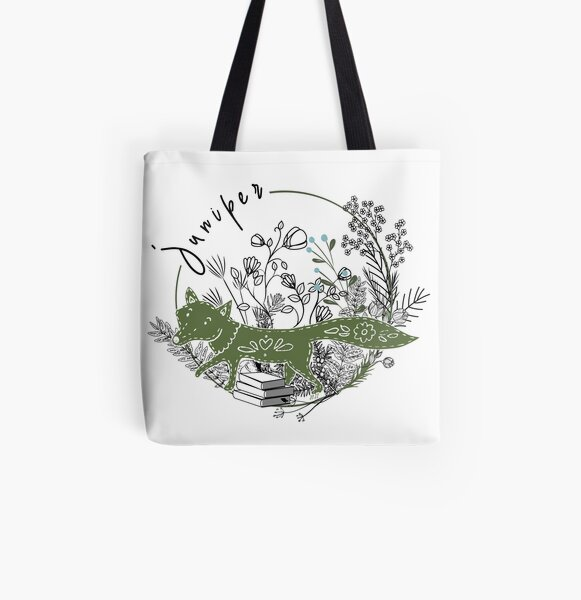 Juniper Publishing Conference, 2021 All Over Print Tote Bag