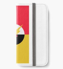 Flash / Reverse Flash Logo Phone Case iPhone Wallet/Case/Skin