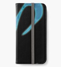 Frostspuren iPhone Flip-Case/Hülle/Klebefolie