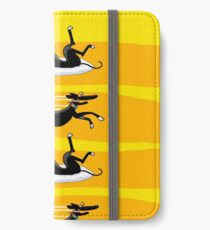 Zoomin' Snoozin iPhone iPhone Wallet/Case/Skin