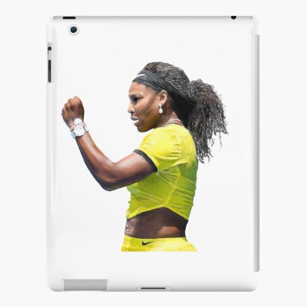 Digital Painting of Serena Williams iPad Snap Case