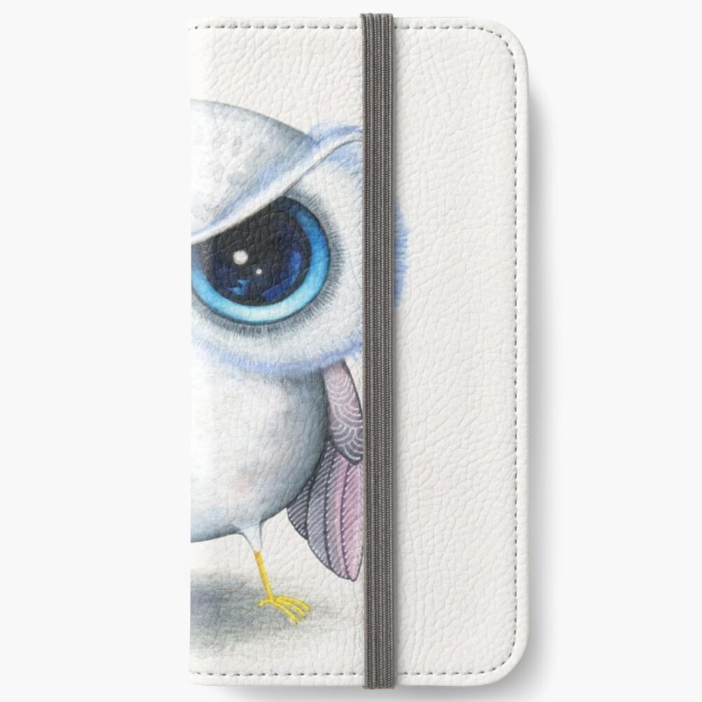 Grumpy Bird iPhone Wallet