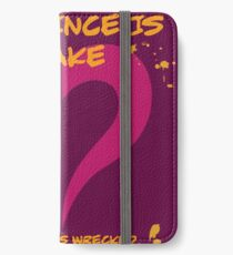 Prince of Heart iPhone Wallet/Case/Skin