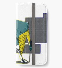 Freddy Mercury [Detailed Version] iPhone Wallet/Case/Skin