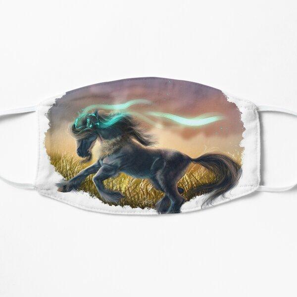 Púca Horse Flat Mask