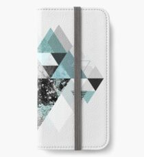 Graphic 110 (Turquoise Version) iPhone Wallet/Case/Skin