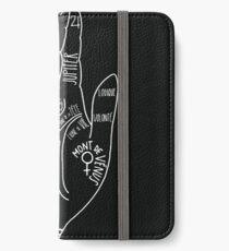 La Bonne Aventure iPhone Wallet/Case/Skin