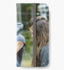 The 100 - Bellarke Hug iPhone Wallet/Case/Skin