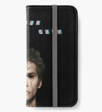 lose your mind -stiles- iPhone Wallet/Case/Skin