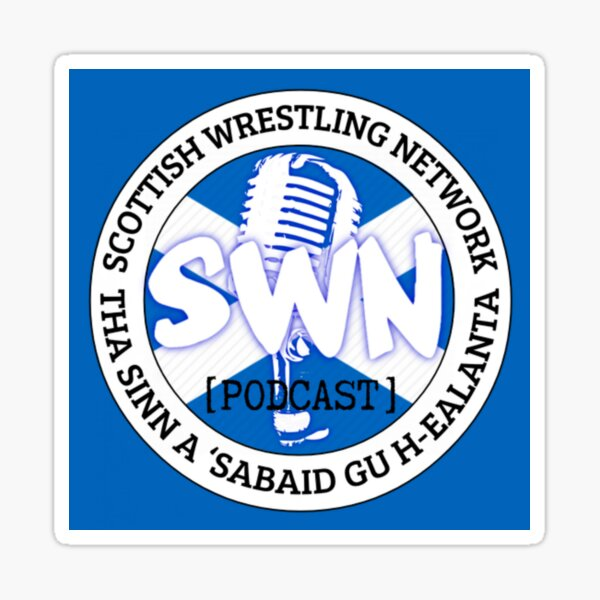 SWN Podcast Sticker