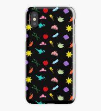 Princess Symbol Pattern Variant iPhone Case/Skin