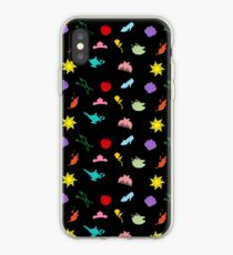 Princess Symbol Pattern Variant iPhone Case