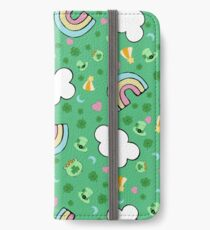 Lucky Pat iPhone Wallet/Case/Skin