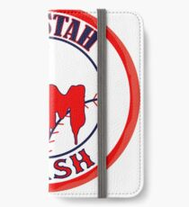 Monstah Mash goes Red Sox iPhone Wallet/Case/Skin