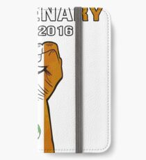 Easter Rising Centenary T Shirt 1916 - 2016 iPhone Wallet/Case/Skin