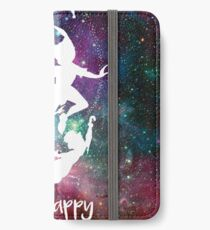 Think Happy Thoughts iPhone Wallet/Case/Skin