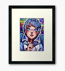 RS Mordecai Framed Print