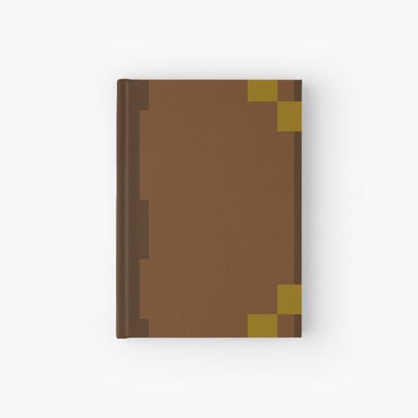 Minecraft Inspired Journal Hardcover Journal