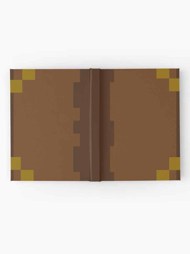 Alternate view of Minecraft Inspired Journal Hardcover Journal