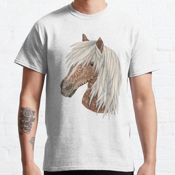 Haflinger Horse Classic T-Shirt