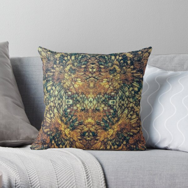 With Flight of Dream Throw Pillow