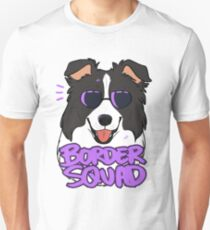 BORDER SQUAD (black) Unisex T-Shirt