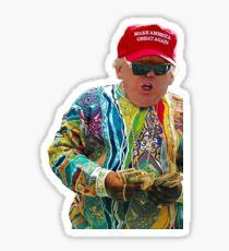 Donald Smalls Sticker