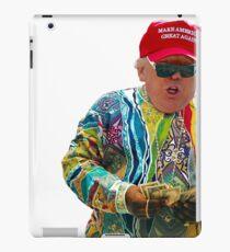Donald Smalls iPad Case/Skin