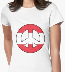 Austria Women's Fitted T-Shirt