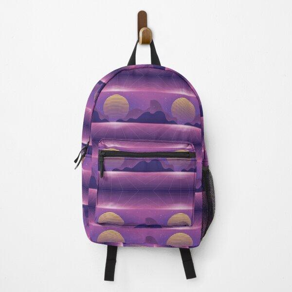 Purple Tame Backpack