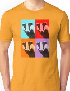 Badger Squares Unisex T-Shirt