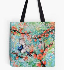 Colours of the Garden Tote Bag