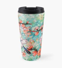 Colours of the Garden Travel Mug
