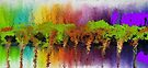"""Abstract series """"Autumn"""" by Martin Dingli"""