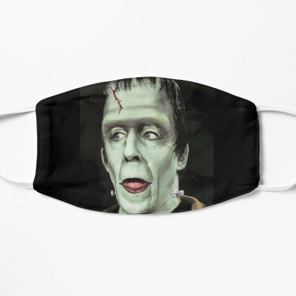 Herman Munster Flat Mask