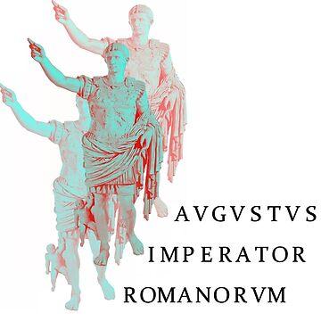 Augustus imperator romanorum by mgcamacho