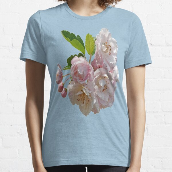 shirt apple blossom, hoodie,stickers, cup, trousers, t-shirt and apple roses Essential T-Shirt