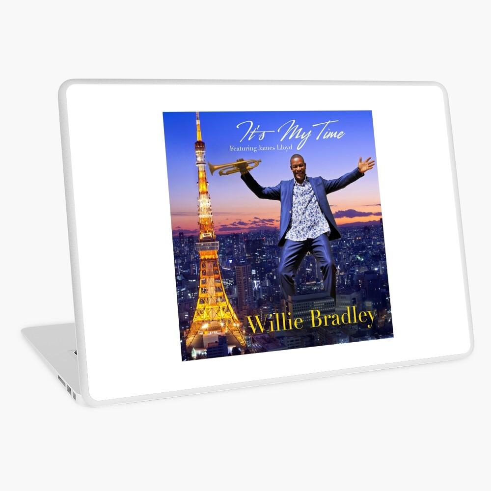 Willie Bradley's It's My Time Laptop Skin