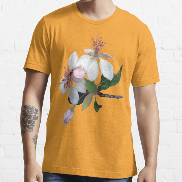 shirt apple blossom,apples, new case, stickers,hoodie Essential T-Shirt