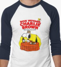 Snoopy : Bon Voyage, Charlie Brown ( And Don't Come Back! ) T-Shirt