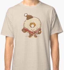 Bacon Scarf Maple Donut Classic T-Shirt