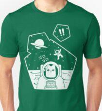 Christobelle Purrlumbus: Oblivious Explorer of Space T-Shirt