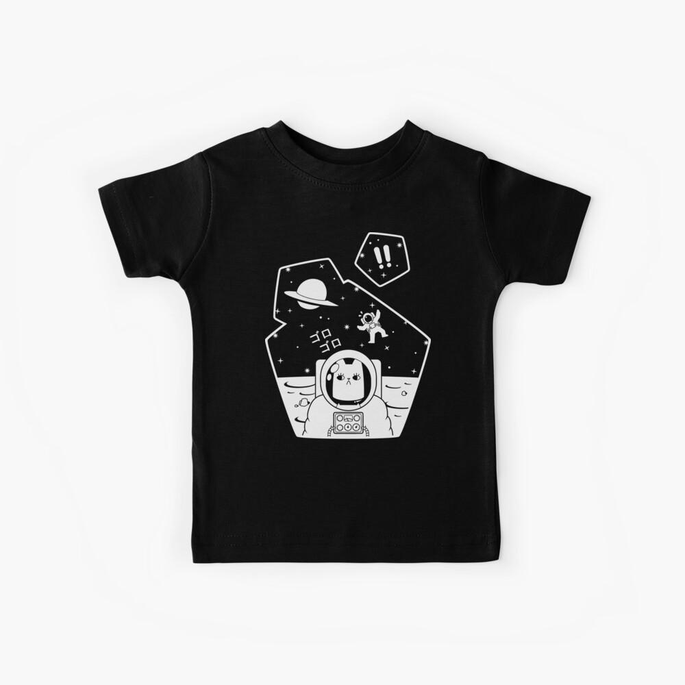 Christobelle Purrlumbus: Oblivioso explorador del espacio Camiseta para niños